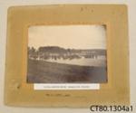 Photograph [Clutha Mounted Rifles]; Labatt, E A (Mrs); c1914; CT80.1304a1
