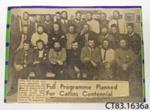 Clipping, newspaper [Catlins Centennial]; [?]; 1965; CT83.1636a