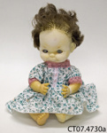 Doll; [?]; 1960s; CT07.4730a