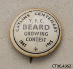 Badge, commemorative; [?]; c1965; CT06.4662