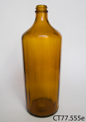 Bottle; Dominion Compressed Yeast Co Ltd; CT77.555e