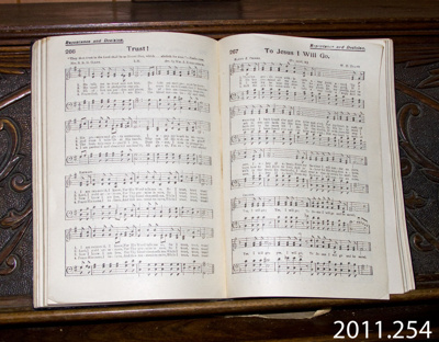 Book [Redemption Songs]; [?]; 2011.254