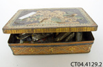 Box, paint; Cadbury Scweppes Hudson Ltd; c1920s; CT04.4129.2