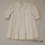 Dress, child's; [?]; [?]; CT77.242