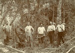 Photograph [Bush Workers, The Catlins]; [?]; [?]; CT79.1254c