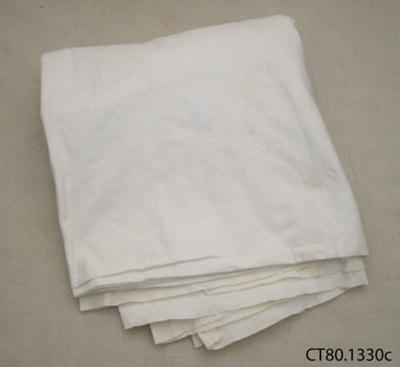 Bedspread / tablecloth; [?]; [?]; CT80.1330c