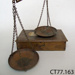 Scales, gold; W & T Avery; CT77.163