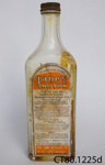 Bottle [Lane's Emulsion]; The Lane Medicine Co Ltd; CT80.1225d