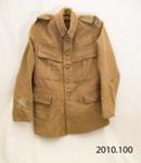 uniform, military; [?]; early 20th century; 2010.100