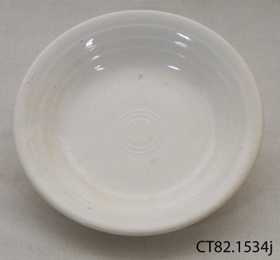 Bowl, soup[?]; [?]; [?]; CT82.1534j