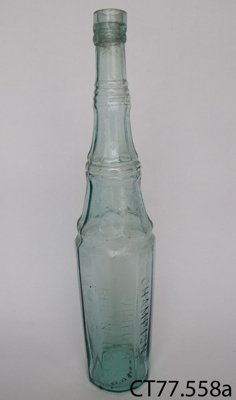 Bottle, vinegar; CT77.558a