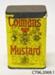 Tin, mustard; Reckitt & Coleman (New Zealand) Ltd; [?]; CT96.2069.1