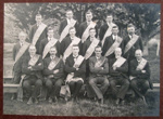 Photograph [Masonic Lodge members]; [?]; [?]; CT83.1480b