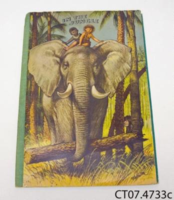 Book [In the Jungle]; Bancroft & Co Ltd; 1961; CT07.4733c