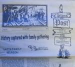 Newspaper, The Catlins Post; Duke of Edinburgh Students, Catlins Area School; 1991-2004; 2010.198