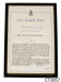 Certificate of appreciation [Isaac Gordon Dryden]; New Zealand Police; 01.11.1965; CT3057