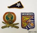 Insignia, military; [?]; [?]; 2011.155