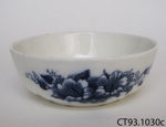 Bowl; Wedgwood & Co Ltd; 1900-1906; CT93.1030c