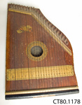 Zither; National Academy of Music (USA); [?]; CT80.1178