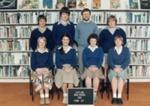 Photograph [Catlins Area School class]; [?]; 1982; CT4583l