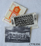 Ephemera; Postcards and Victoria Racing Club Programme; [?]; 1920s-1952; CT78.956 a, b e