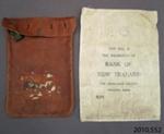 Bag; [?]; 20th century; 2010.552