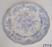 Plate, dinner; R Hammersley & Son; 1885-1905; CT77.8