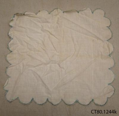 Sample, sewing; [?]; [?]; CT81.1244k