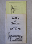 Booklet, Walks & Tracks in the Catlins and Catlins Nature Programme, 1982.; Department of Lands and Survey and New Zealand Forest Service; 1982; 2010.337