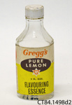 Bottle; W Gregg & Co Ltd; [?]; CT84.1498d2