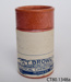 Container, medicine; H T Brown MPS, Chemist; CT80.1348a