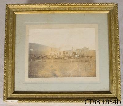 Photograph [Dairy Factory, Tahatika]; A. Thomson Photography; 1894-1918; CT88.1854b