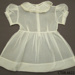 Dress, girl's; [?]; 1950s; CT08.4822.34