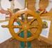 Wheel, ship's; [?]; [?]; 2011.247