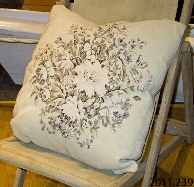 Cushion; [?]; 20th century; 2011.239