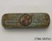 Tin, puncture repair kit; John Bull Rubber Co Ltd; [?]; CT86.1837e1