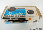 Bowls, indoor; R W Hensell & Sons Pty Ltd; [?]; CT02.4536a