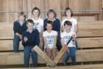 Photograph [Catlins Area School cricket team]; [?]; c1980s-1990s; CT4583.4