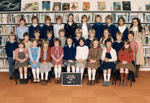 Photograph [Catlins Area School class]; [?]; 1982; CT4583j