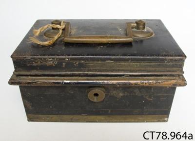 Box, cash; [?]; [?]; CT78.964a