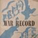 Book, War Record; Government Printer; 1946; 2010.317