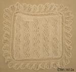 Bag, lace; [?]; [?]; CT81.1612a