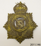 Badge, military; [?]; [?]; 2011.146
