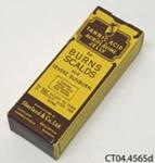 Box [Tannic Acid]; Sharland & Co Ltd; [?]; CT04.4565d