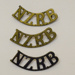 Badges, military; [?]; 1914-1918; 2011.152