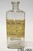 Bottle, medicine; G B Hutchins, Pharmaceutical Chemist; [?]; CT85.1682c