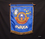 Banner [Owaka  WDFFNZ]; Women's Division Federated Farmers of New Zealand; 2014.78