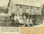 Photograph [Tawanui School, 1912]; [?]; 1912; 2010.567