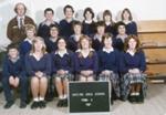 Photograph [Catlins Area School class]; [?]; 1981; CT4583.81.4