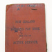 Book, soldier's pay; New Zealand Army; 1917; CT81.1508a